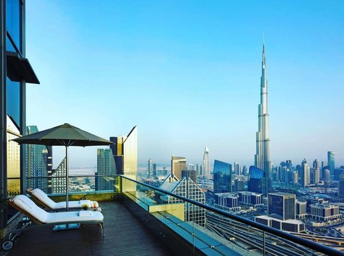 List Of  Star Hotels In Dubai