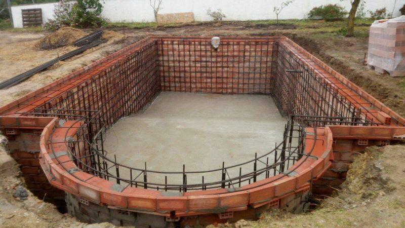 Improve the value of your real estate with an inground swimming pool construction