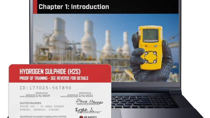 Things That You Will Learn When Your Take A H2S Training