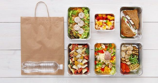 Get delicious and healthy meals delivered at your doorstep