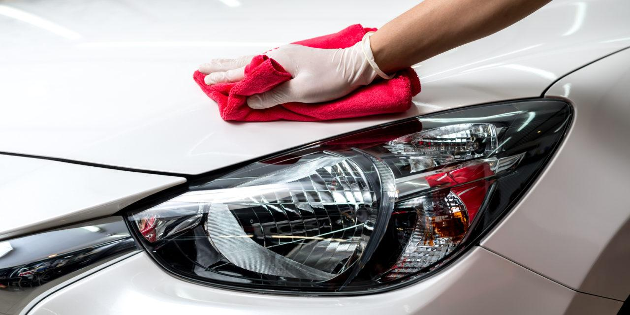 A guideline for buying car paint protection products
