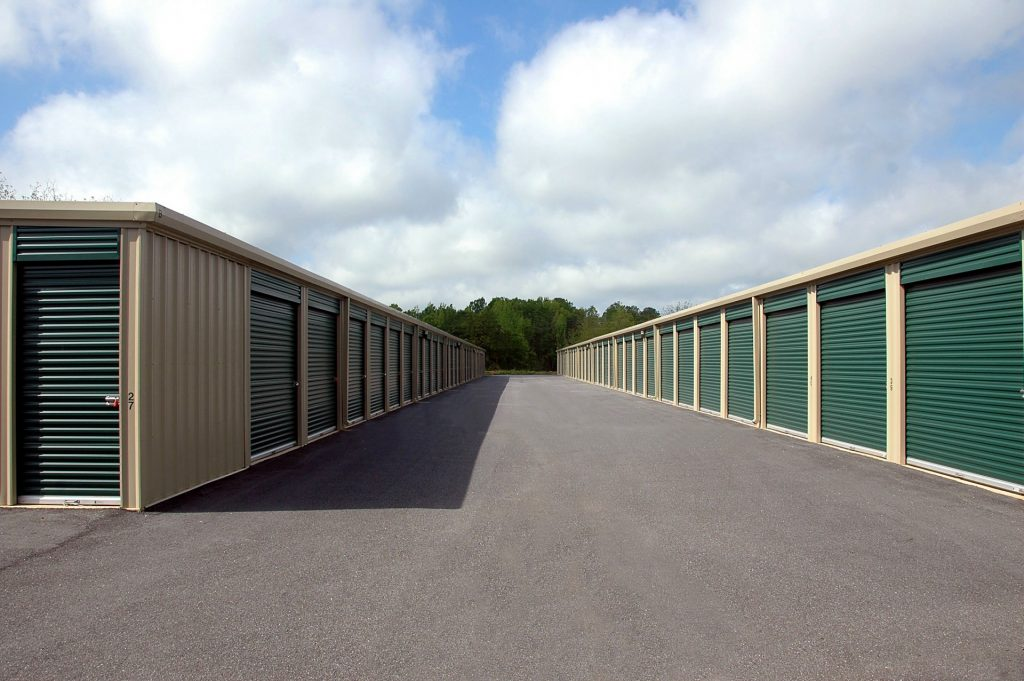 Benefits to reap from a personal storage facility